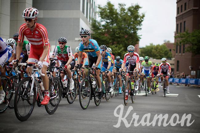 U23 Road Race<br /> UCI Road World Championships Richmond 2015 / USA