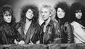 1989: TORINO - Photosession for album cover