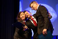 Lori Dungey, Craig Parker und Mark Ferguson auf der MagicCon 3 im Maritim Hotel. Bonn, 26.04.2019