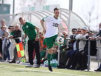 Maximilian Rogler (St. Stephan) - 31.03.2019: SV St Stephan Griesheim vs. SV 07 Geinsheim, Kreisoberliga Darmstadt/Gross-Gerau