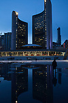 New City Hall, Toronto, Ontario, Canada