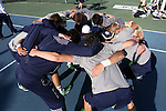 23 April 2015: Notre Dame. The Notre Dame University Fighting Irish played the Georgia Tech University Ramblin' Wreck at the Cary Tennis Park in Cary, North Carolina in a 2015 NCAA Division I Men's Tennis and Atlantic Coast Conference Tournament First Round match. Georgia Tech won the match 4-0.