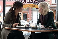 Ocean's 8 (2018)<br /> (Ocean's Eight)<br /> Sandra Bullock &amp; Cate Blanchett<br /> *Filmstill - Editorial Use Only*<br /> CAP/MFS<br /> Image supplied by Capital Pictures