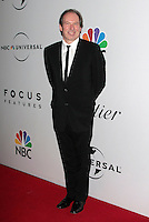 German composer Hans Zimmer arrives at the NBC/Universal Pictures/Focus Features Golden Globes after party at the Beverly Hilton Hotel, Beverly Hills, California, USA, on January 11, 2009.  The Golden Globes honour excellence in film and television.