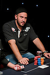 "Michael ""The Grinder"" Mizrachi wins the first spot at the final table."