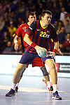 2013-12-21-FC Barcelona  vs BM Huesca: 39-25.