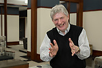 Werner De Bondt is a finance professor and economist who studies the psychology of financial decision-making. He is one of the founders of the field of behavioral finance and the founding director of the Driehaus Center for Behavioral Finance at DePaul University. (DePaul University/Jeff Carrion)