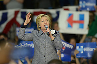 Hillary Clinton Campaign stop in North Carolina
