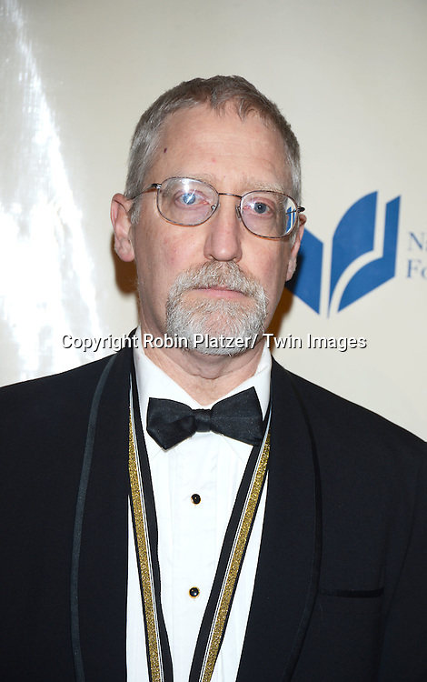 Alan Taylor attends the 2013 National Book Awards Dinner and Ceremony on November 20, 2013 at Cipriani Wall Street in New York City.