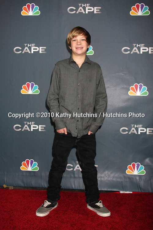 """LOS ANGELES - JAN 4:  Ryan Wynott arrives at """"The Cape"""" Premiere Party at Music Box Theater on January 4, 2011 in Los Angeles, CA."""