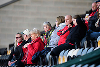 Fleetwood Town fans enjoy the pre-match atmosphere <br /> <br /> Photographer Chris Vaughan/CameraSport<br /> <br /> The EFL Sky Bet League One - Saturday 23rd February 2019 - Burton Albion v Fleetwood Town - Pirelli Stadium - Burton upon Trent<br /> <br /> World Copyright © 2019 CameraSport. All rights reserved. 43 Linden Ave. Countesthorpe. Leicester. England. LE8 5PG - Tel: +44 (0) 116 277 4147 - admin@camerasport.com - www.camerasport.com