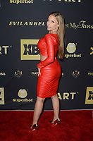 LOS ANGELES - NOV 20:  Britney Amber at the XBIZ Nominations Gala at the W Hollywood Hotel on November 20, 2019 in Los Angeles, CA