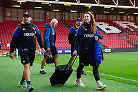 Sophie Bennett of Bath Rugby. Gallagher Premiership match, between Bristol Bears and Bath Rugby on August 31, 2018 at Ashton Gate Stadium in Bristol, England. Photo by: Patrick Khachfe / Onside Images