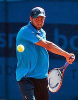 September 03, 2014,Netherlands, Alphen aan den Rijn, TEAN International, Boy Westerhof (NED)<br /> Photo: Tennisimages/Henk Koster