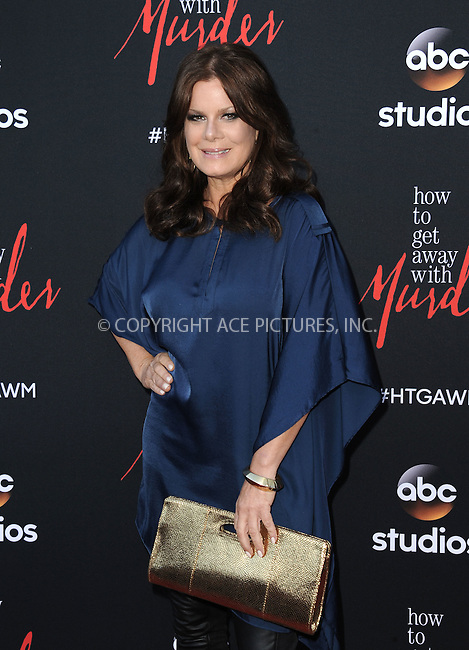WWW.ACEPIXS.COM<br /> <br /> May 28 2015, New York City<br /> <br /> Marica Gay Harden arriving at the 'How To Get Away With Murder' ATAS event at Sunset Gower Studios on May 28, 2015 in Hollywood, California<br /> <br /> By Line: Peter West/ACE Pictures<br /> <br /> <br /> ACE Pictures, Inc.<br /> tel: 646 769 0430<br /> Email: info@acepixs.com<br /> www.acepixs.com