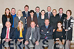 The new Bar Association who met in the Malton Hotel on Friday front row l-r: Michael Larkin vice-Chairperson, Jane O'Halloran Secretary, Terence Casey Chairperson, Pat F O'Connor, Lorna Larkin. Back row: Tara O'Connor, Liam Coughlan, Maura O'Shea, Jim O'Sullivan, Jean Harrisson, Conor Myles, Bridget Reidy, Cian Brady, Noreen Browne, Dan O'Connor and Mary Twomey............