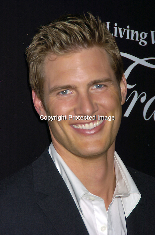 "Ryan McPartlin ..at The Premiere Party for ""Living with Fran""  sponsored by ..Pureromance.com on April 8, 2005 at Cain Lounge. ..Photo by Robin Platzer, Twin Images"