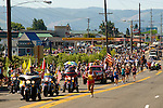 Parade in Hood River, Oregon