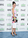 Melonie Diaz<br />  attends The 2014 Film Independent Spirit Awards held at Santa Monica Beach in Santa Monica, California on March 01,2014                                                                               &copy; 2014 Hollywood Press Agency