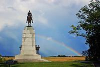 Rainbows in Gettysburg
