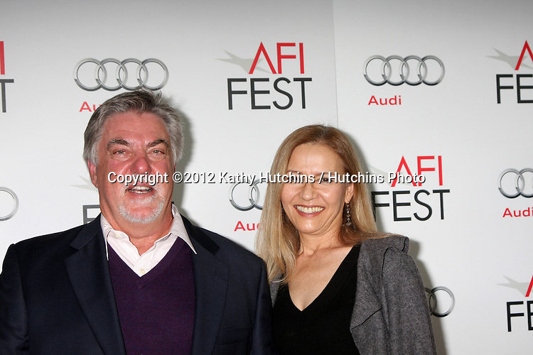 """LOS ANGELES - NOV 8:  Bruce McGill arrives at the """"Lincoln"""" Premiere at the AFI Fest at Graumans Chinese Theater on November 8, 2012 in Los Angeles, CA"""
