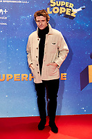 Diego Martin attends to Super Lopez premiere at Capitol cinema in Madrid, Spain. November 21, 2018. (ALTERPHOTOS/A. Perez Meca) /NortePhoto NORTEPHOTOMEXICO