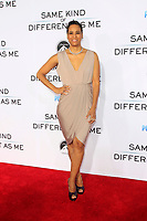 "LOS ANGELES - OCT 12:  Daphne Wayans at the ""Same Kind of Different as Me"" Los Angeles Premiere at the Village Theater on October 12, 2017 in Westwood, CA"