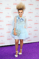 Tallia Storm at the 2015 Butterfly Ball, in aid of the Caudwell Children Charity, at the Grosvenor House Hotel. <br /> June 25, 2015  London, UK<br /> Picture: James Smith / Featureflash