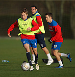 021211 Rangers training
