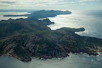 Scenic Flight over Freycinet National Park on the East Coast of Tasmania