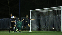 WINSTON-SALEM, NC - DECEMBER 07: Alistair Johnston #8 of Wake Forest University reacts after scoring a goal during a game between UC Santa Barbara and Wake Forest at W. Dennie Spry Stadium on December 07, 2019 in Winston-Salem, North Carolina.