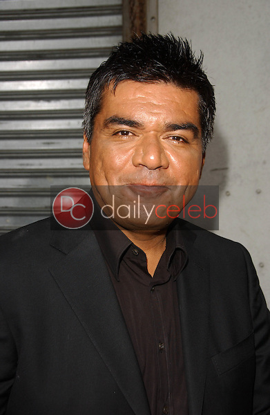 George Lopez<br />at the Los Angeles premiere &quot;Balls Of Fury&quot;. The Egyptian Theatre, Hollywood, CA. 08-25-07<br />Dave Edwards/DailyCeleb.com 818-249-4998