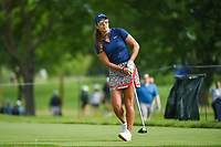 Maria Fassi (MEX) watches her tee shot on 12 during the round 3 of the KPMG Women's PGA Championship, Hazeltine National, Chaska, Minnesota, USA. 6/22/2019.<br /> Picture: Golffile | Ken Murray<br /> <br /> <br /> All photo usage must carry mandatory copyright credit (© Golffile | Ken Murray)
