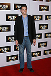 "WESTWOOD, CA. - January 29: Actor Nick Mennell arrives at the Los Angeles Premiere of ""Push"" at the Mann Village Theater on January 29, 2009 in Westwood, California."