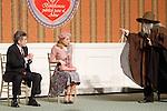 Obra de teatro ¨Los Arboles Mueren de Pie¨.en el auditorio Civico de el Estado de Sonora...8.Nov.2012.Hermosillo*Mexico*.**Photo:Luis*Gutierrez©*/NortePhoto