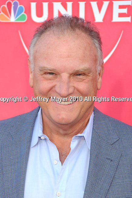 BEVERLY HILLS, CA. - July 30: Bill Smitrovich arrives at NBC Universal's Press Tour All Star Party at The Beverly Hilton Hotel on July 30, 2010 in Beverly Hills, California.