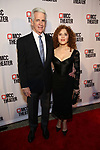 "James Naughton and Bernadette Peters attends MCC Theater presents ""Miscast 2019"" at The Hammerstein Ballroom on April 1, 2019 in New York City."