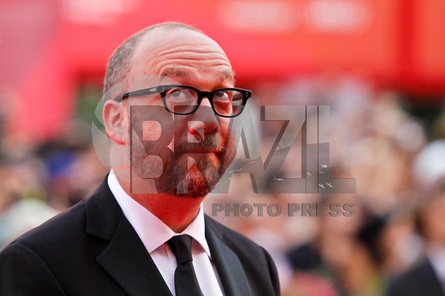 VENEZA, ITALIA, 31 DE AGOSTO 2011 - 68 FESTIVAL DE CINEMA EM VENEZA - Paul Giamatti durante o Red Carpet no 68 Festival Internacional de Cinema em Veneza na Italia. FOTO: VANESSA CARVALHO - NEWS FREE.