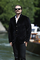 VENICE - September 4: David Harbour on September 4, 2018 in Venice, Italy.(By Mark Cape/Insidefoto)