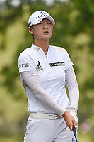Sung Hyun Park (KOR) watches her tee shot on 5 during round 3 of the 2019 US Women's Open, Charleston Country Club, Charleston, South Carolina,  USA. 6/1/2019.<br /> Picture: Golffile | Ken Murray<br /> <br /> All photo usage must carry mandatory copyright credit (© Golffile | Ken Murray)