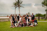 Bozzo Family at Elbow Beach