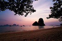 Thailand - Railay Beach aka Rai Leh Beach