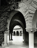 Stanford University, Palo alto, CA (Shepley Bulfinch, architect)