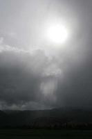 Solar eclipse -Venus Transit - Mt. Shasta 2012