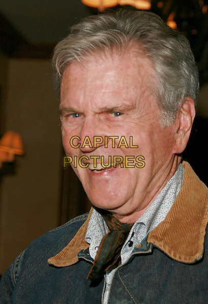 DON MURRAY.9th Annual Silver Spur Awards The Reel Cowboys held at Sportmans Lodge, Studio City, California, USA, .20 October 2006..portrait headshot.Ref: ADM/CH.www.capitalpictures.com.sales@capitalpictures.com.©Charles Harris/AdMedia/Capital Pictures.