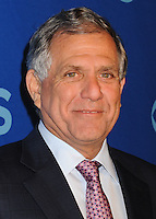 NEW YORK CITY, NY, USA - MAY 14: Les Moonves at the 2014 CBS Upfront held at Carnegie Hall on May 14, 2014 in New York City, New York, United States. (Photo by Celebrity Monitor)