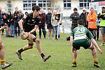 NELSON, NEW ZEALAND - AUGUST 1: Rugby UC Championship, Waimea Combined v Rangiora HS, Waimea College, Nelson, 1st August, New Zealand. (Photos by Barry Whitnall/Shuttersport Limited)