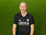 Alan Knill of Sheffield Utd during the 2017/18 Photocall at Bramall Lane Stadium, Sheffield. Picture date 7th September 2017. Picture credit should read: Sportimage