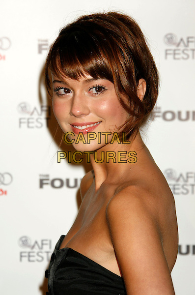 "MARY ELIZABETH WINSTEAD.""The Fountain"" US Premiere and Centerpiece Gala Screening AFI FEST, Hollywood, California, USA..November 11th, 2006.Ref: ADM/RE.headshot portrait strapless.www.capitalpictures.com.sales@capitalpictures.com.©Russ Elliot/AdMedia/Capital Pictures."