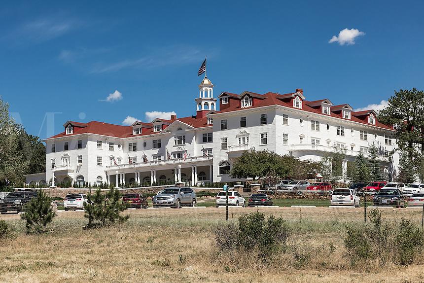 The Stanley Hotel,  Estes Park, Colorado, USA
